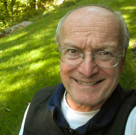 Volunteer Spotlight: Fred Schoeps