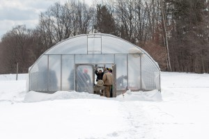 High Tunnels Year Round!