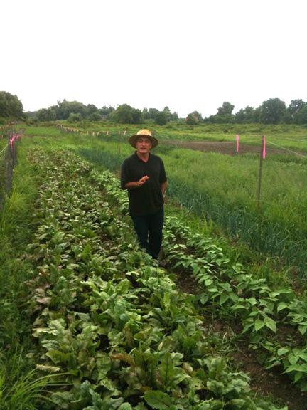 Incubator Update: Walk-in Cooler builds Incubator Farmer Capacity!