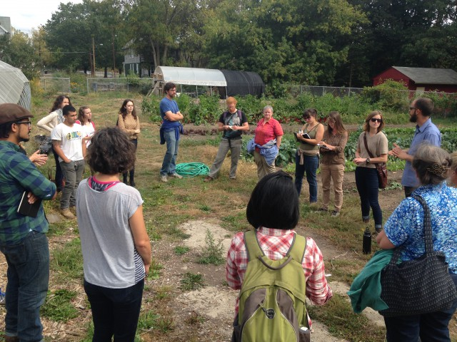 2015 Binghamton Food Justice Tour