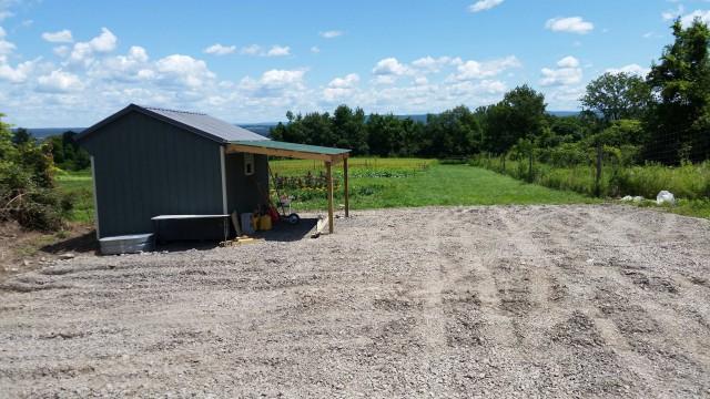 "New ""Zone 1"" at the Incubator Farm"