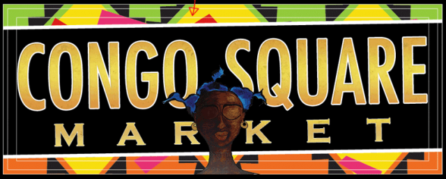 Congo Square Market First Day!