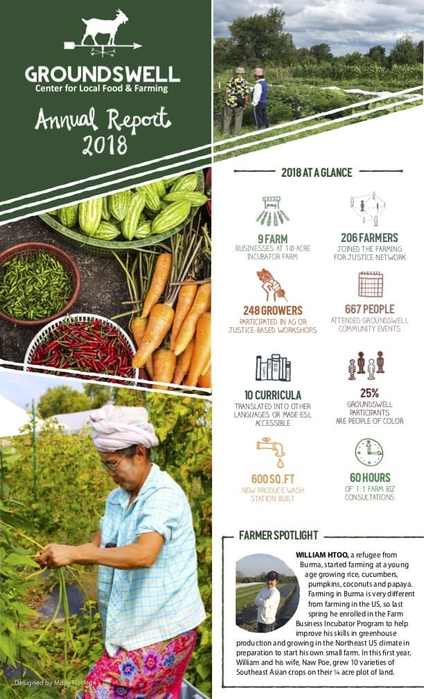 Annual Report. Web 1